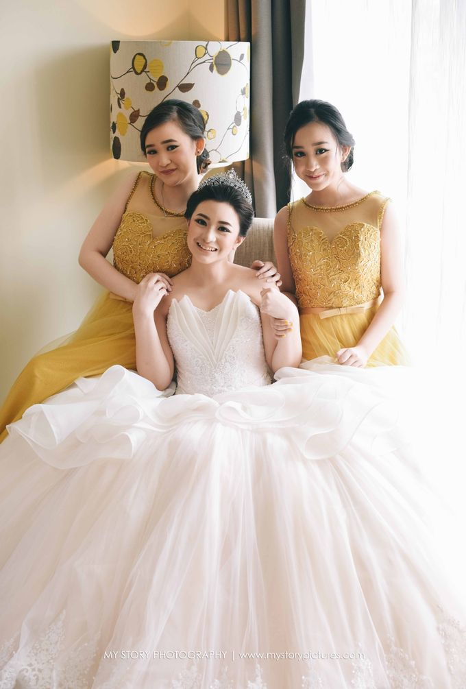 Wedding - Andry Monic by My Story Photography & Video - 004