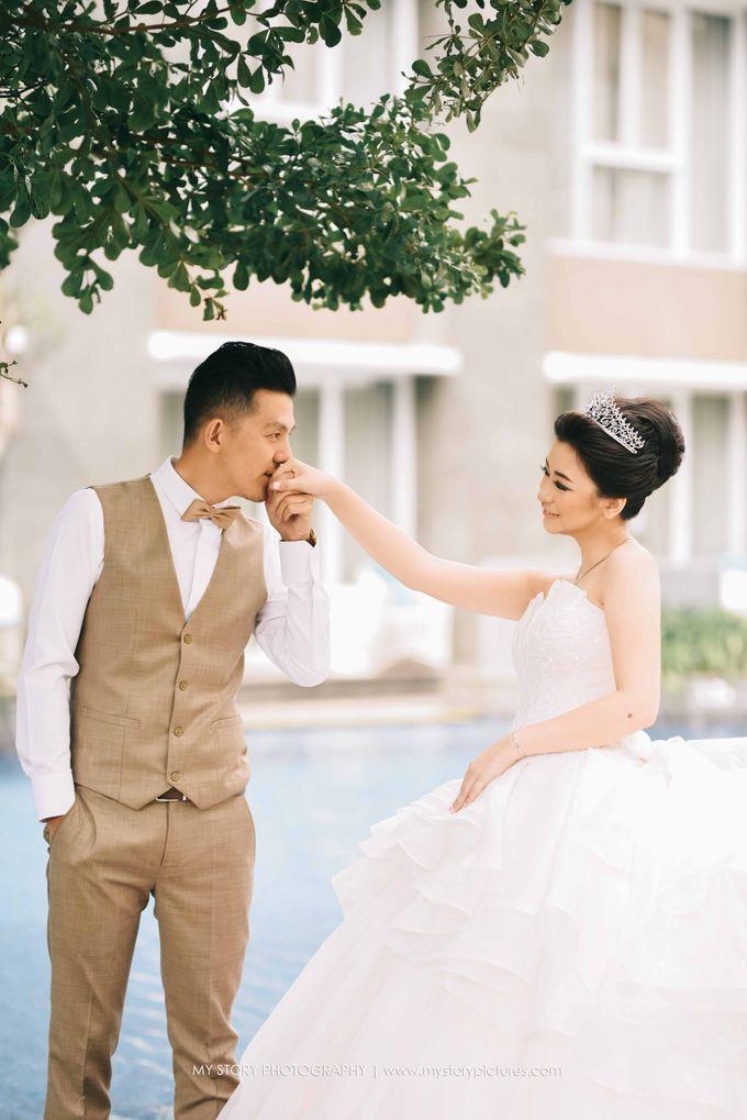 Wedding - Andry Monic by Grand Mercure Bandung Setiabudi - 005