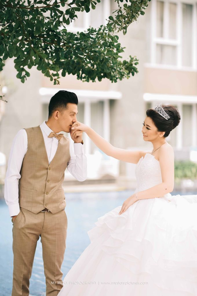 Wedding - Andry Monic by My Story Photography & Video - 005