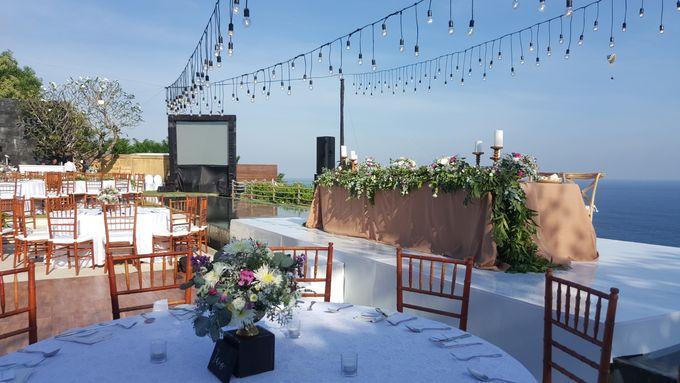 Sunset Garden Party by d'Oasis Florist & Decoration - 018