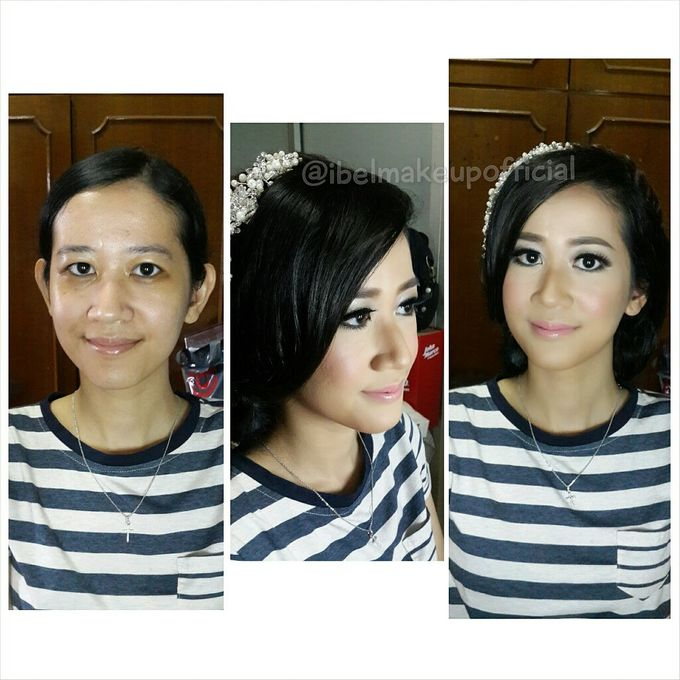 Bride Make Up by IBELmakeuppro - 021