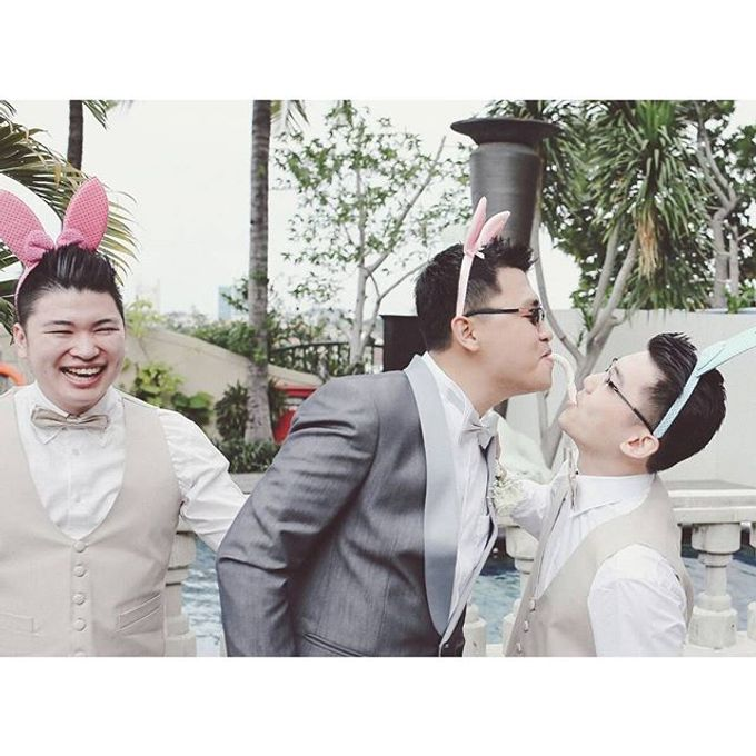 The Wedding of Galan & Widya by All Occasions Wedding Planner - 028