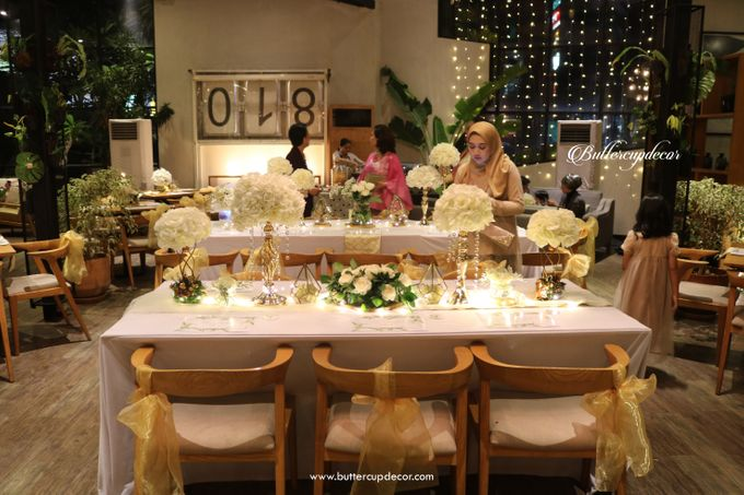 Simple Akad by Buttercup Decoration - 006
