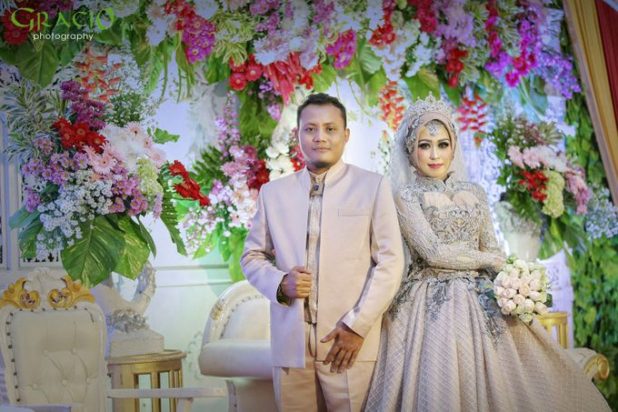 Wedding Maya & Adnan by Gracio Photography - 010