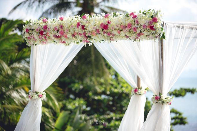 Neil & Erica wedding at Conrad Koh Samui by BLISS Events & Weddings Thailand - 006