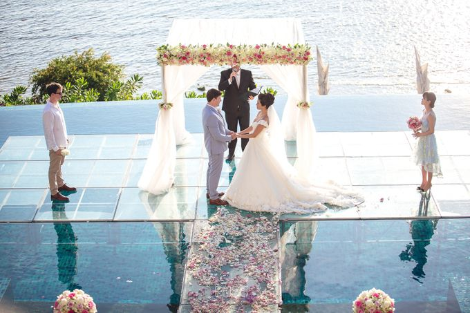 Neil & Erica wedding at Conrad Koh Samui by BLISS Events & Weddings Thailand - 008