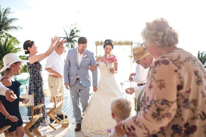 Neil & Erica wedding at Conrad Koh Samui by BLISS Events & Weddings Thailand - 009