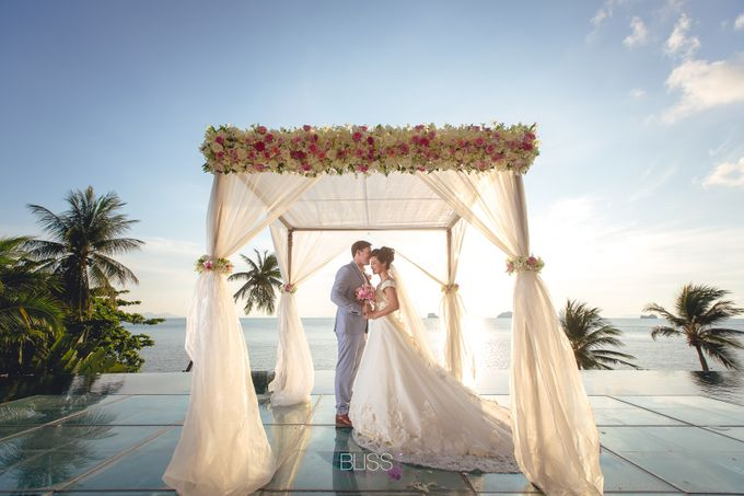Neil & Erica wedding at Conrad Koh Samui by BLISS Events & Weddings Thailand - 011