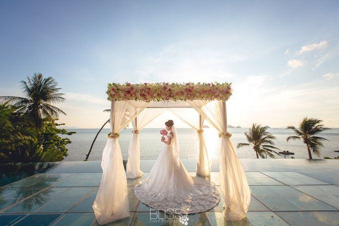 Neil & Erica wedding at Conrad Koh Samui by BLISS Events & Weddings Thailand - 012