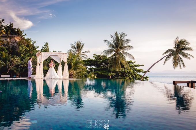 Neil & Erica wedding at Conrad Koh Samui by BLISS Events & Weddings Thailand - 014