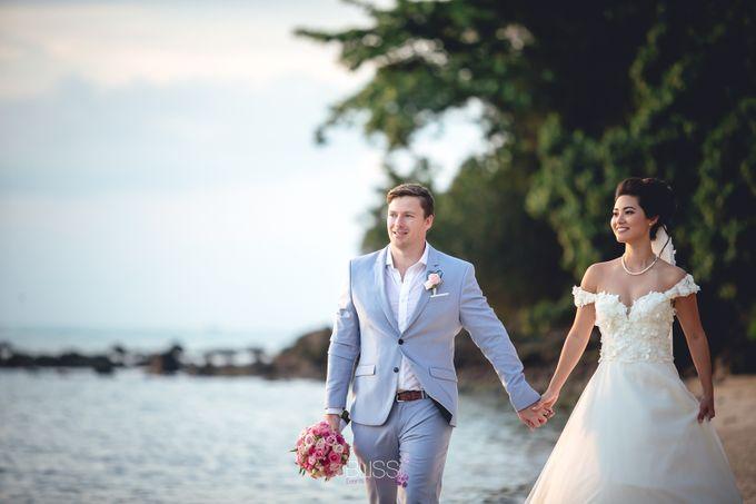 Neil & Erica wedding at Conrad Koh Samui by BLISS Events & Weddings Thailand - 015