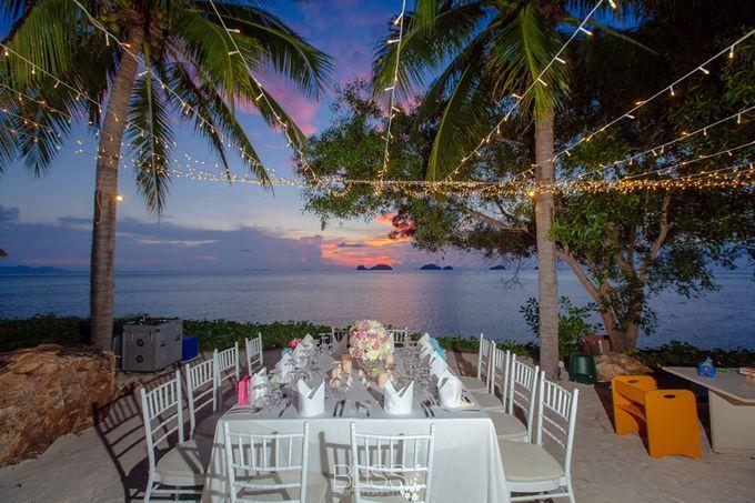 Neil & Erica wedding at Conrad Koh Samui by BLISS Events & Weddings Thailand - 019