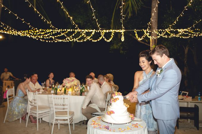 Neil & Erica wedding at Conrad Koh Samui by BLISS Events & Weddings Thailand - 022