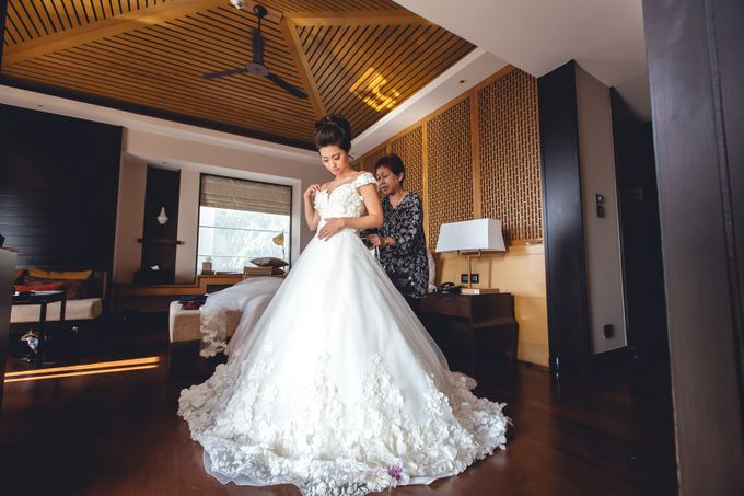 Neil & Erica wedding at Conrad Koh Samui by BLISS Events & Weddings Thailand - 004