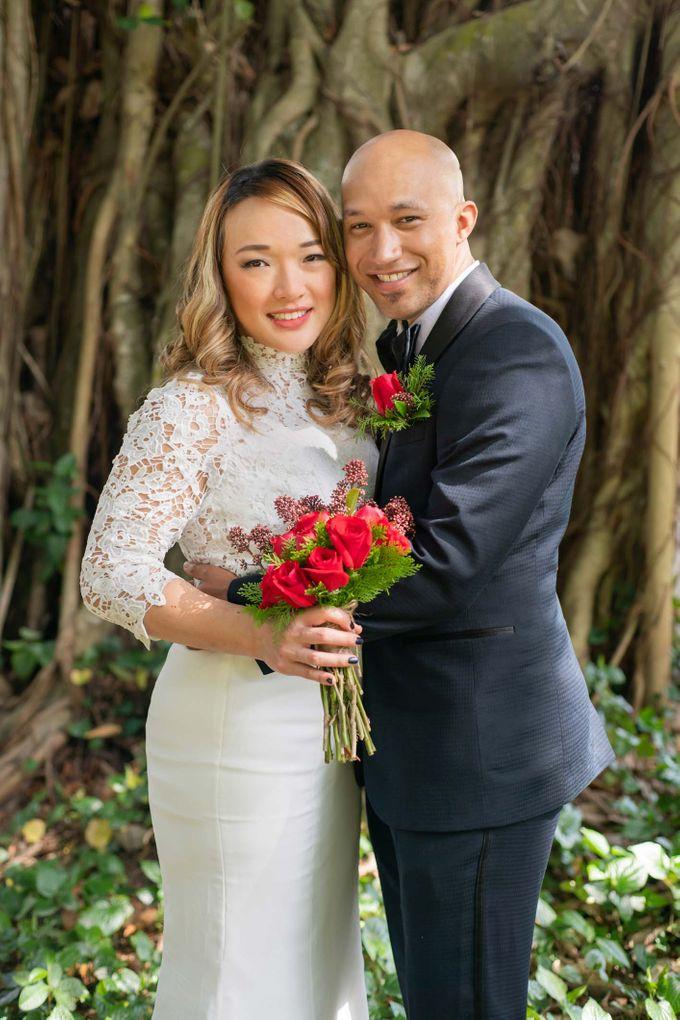Amara Sanctuary Resort Sentosa & Shangrila Rasa Sentosa Wedding by Amara Sanctuary Resort Sentosa - 001