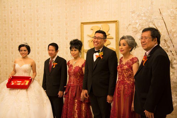 Wedding Andrianto & Melisa by Red Hat Organizer - 013
