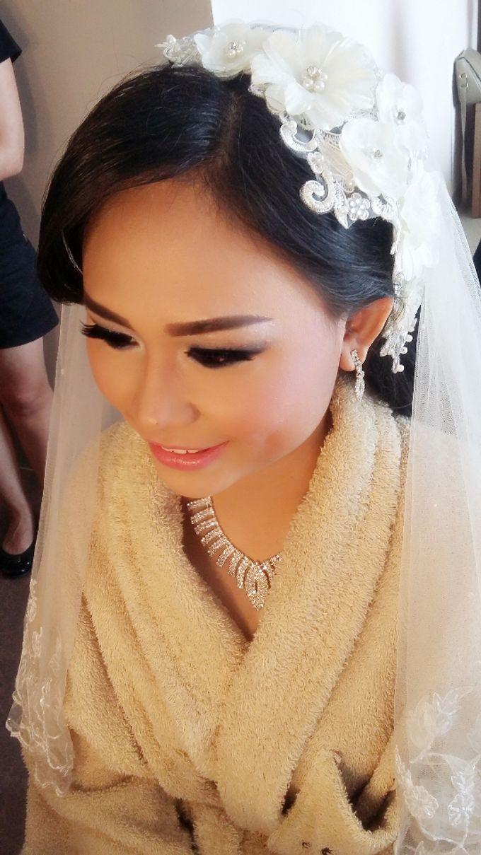 Wedding MakeUp by Weiching Bridal Make Up - 001