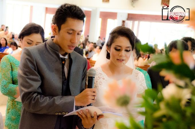 Anna & Ronald Wedding (Holy Matrimony) by Orion Art Production - 012