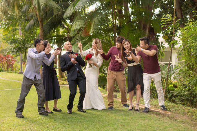 Amara Sanctuary Resort Sentosa & Shangrila Rasa Sentosa Wedding by Amara Sanctuary Resort Sentosa - 011