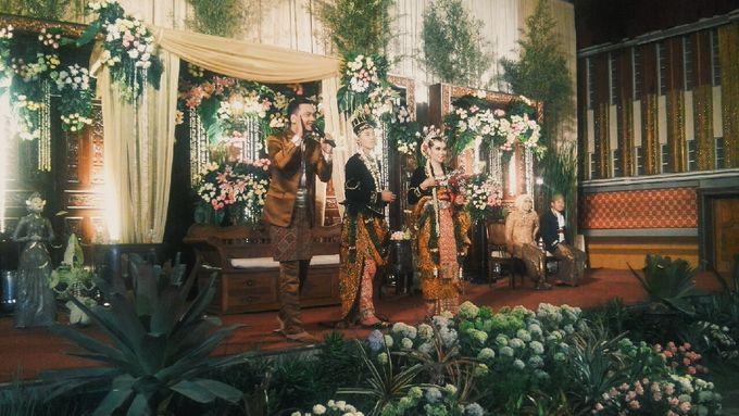 Wedding Reception By ArTez Wedding Organizer by Chanzy Fauzi MC - 002