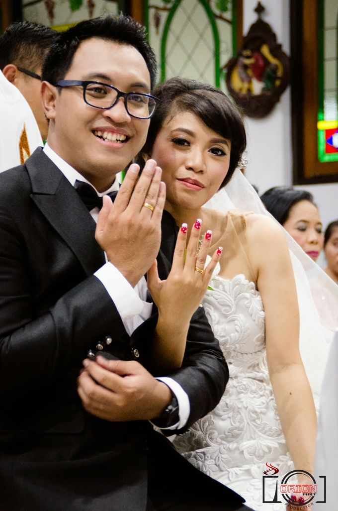 Resa + Ria Wedding (Holy Matrimony) by Orion Art Production - 001