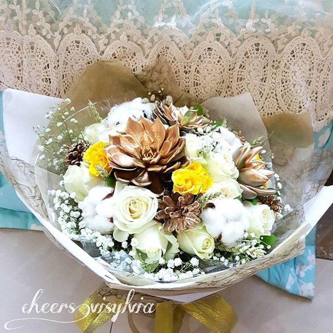 Gift Bouquet  by visylviaflorist - 009