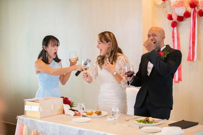 Amara Sanctuary Resort Sentosa & Shangrila Rasa Sentosa Wedding by Amara Sanctuary Resort Sentosa - 017