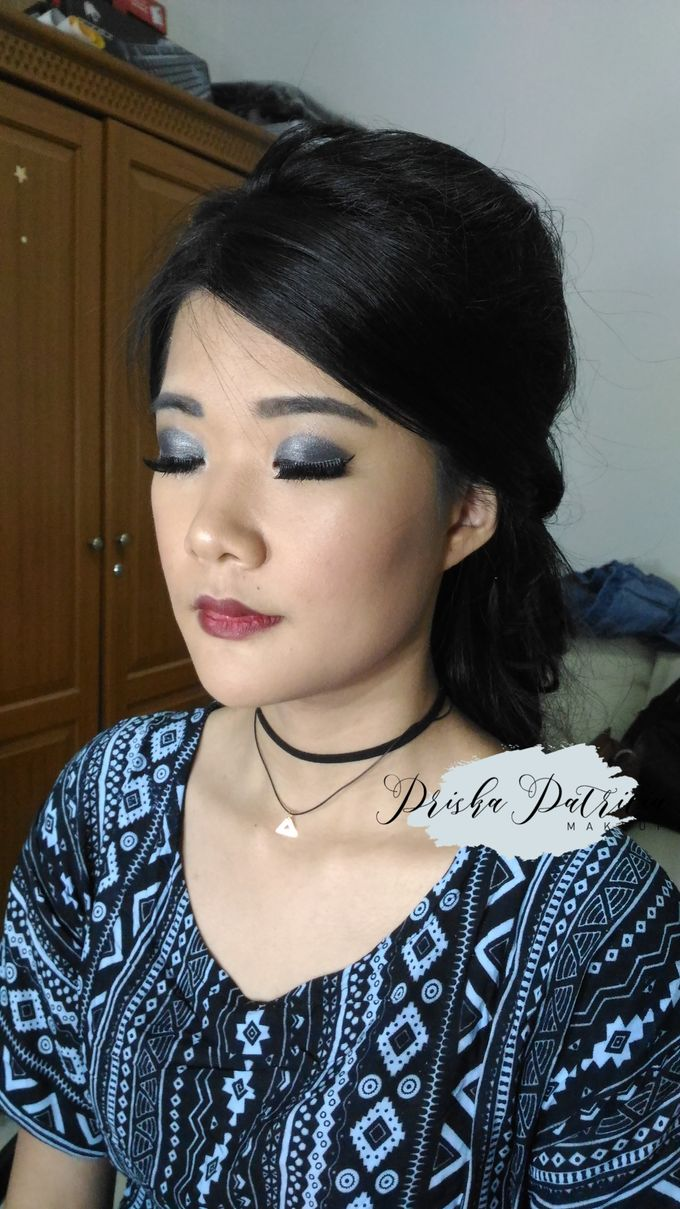 PROFESSIONAL MAKEUP CLASS by Priska Patricia Makeup - 014