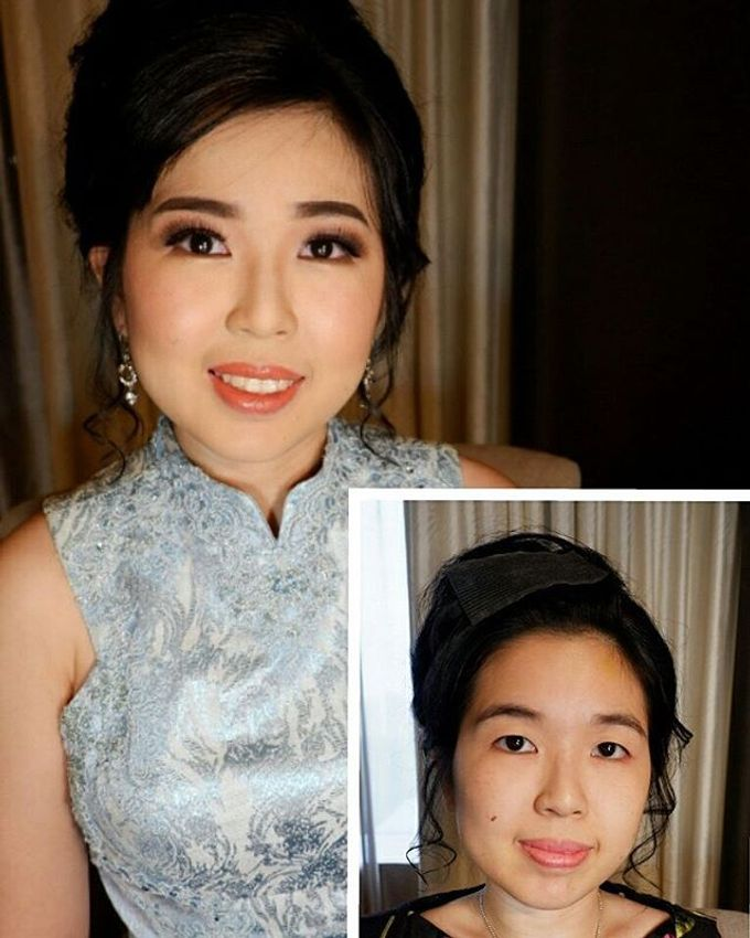 Makeup For Mom And Siblings by MakeupbyDeviafebriani - 002