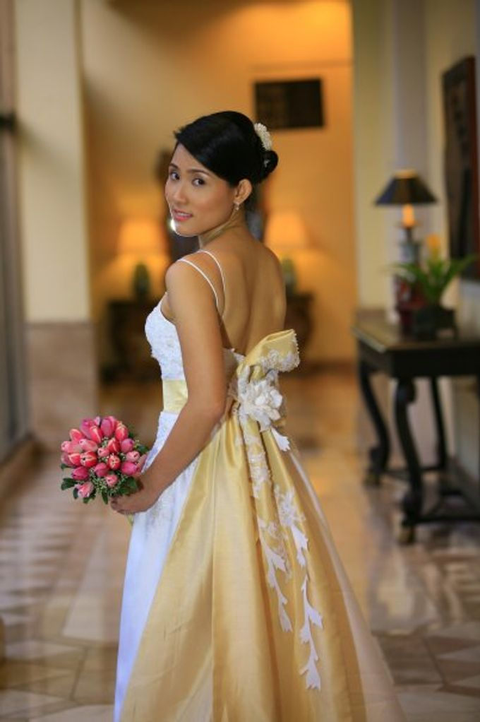 THE BRIDE BEHIND THE SCENE by Peter Lim - 004