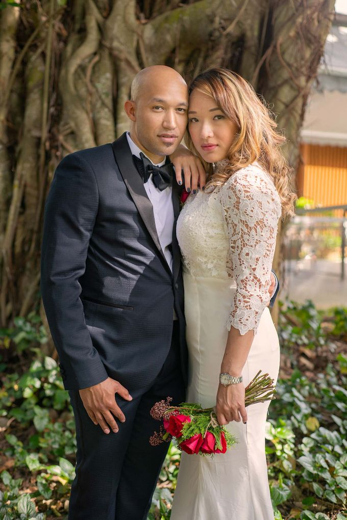 Amara Sanctuary Resort Sentosa & Shangrila Rasa Sentosa Wedding by GrizzyPix Photography - 007