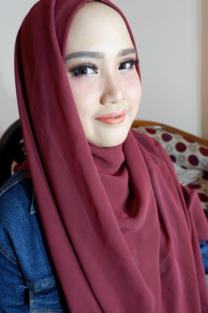 Natural Makeup party by awmodis.makeup - 001