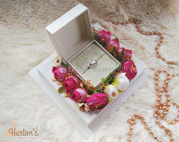 Ring Box by Harton's Creative House - 009
