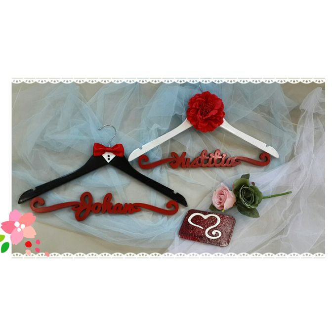 Wedding Hanger Name by Sweetlovecollection - 009