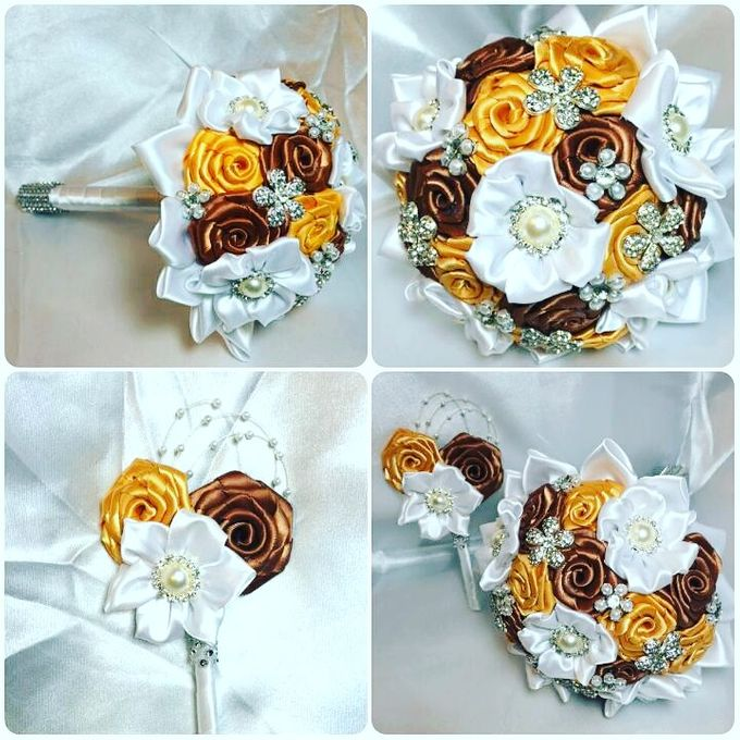 Handmade Bouquets  by Marina's bridals - 003