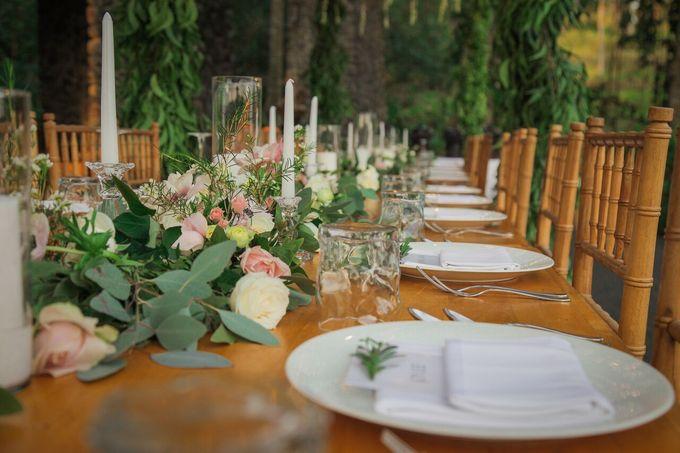 Sweet Garland Dinner by CITTA Wedding - 016