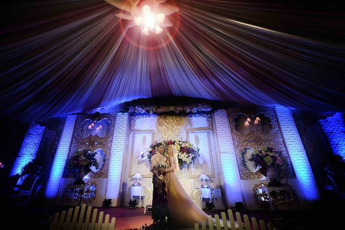 Wedding Of Novia & Hanung by GRAINIC Creative Studio - 006