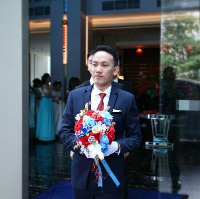 Wedding Day Of Hendrik & Sefi by Edelweis Organizer - 001