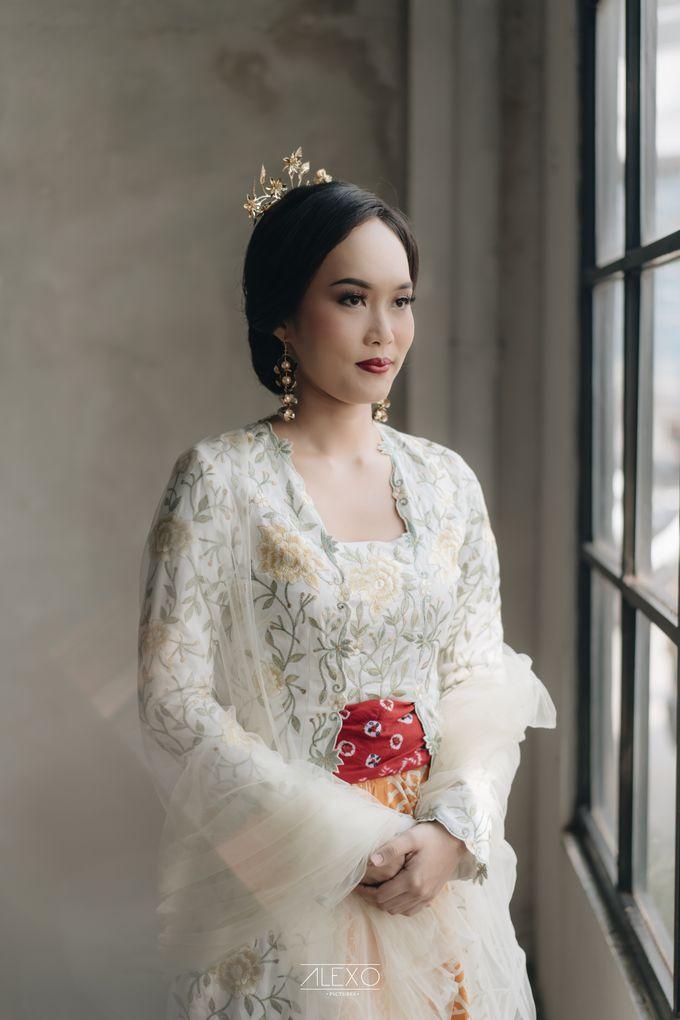Prewedding Nessa & Indra   Sarimbit Post Modern by Alexo Pictures - 001