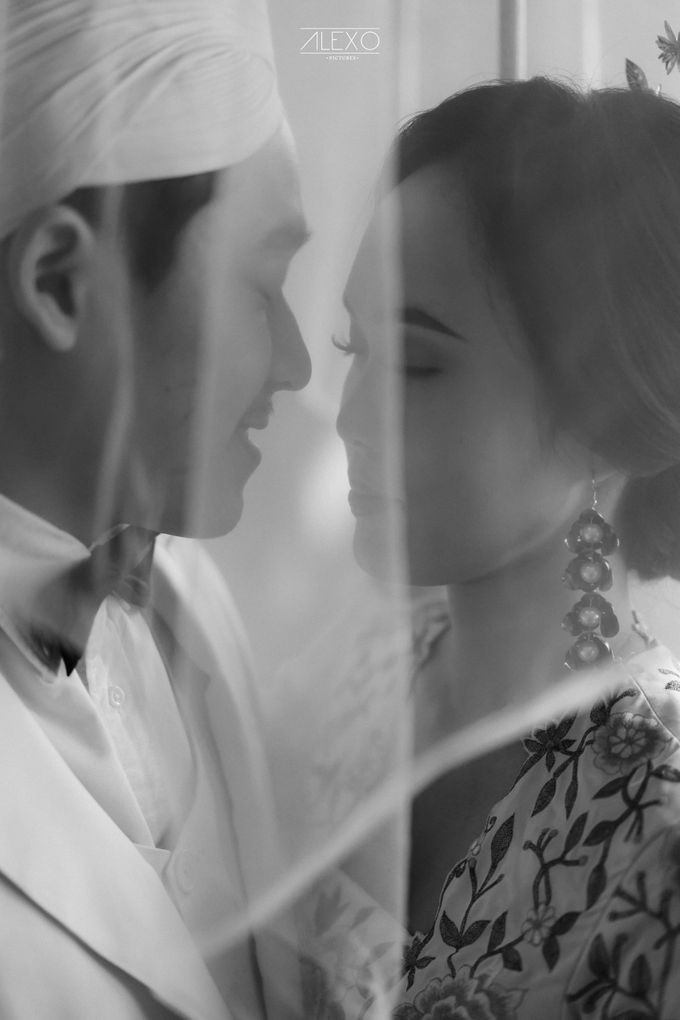 Prewedding Nessa & Indra   Sarimbit Post Modern by Alexo Pictures - 022