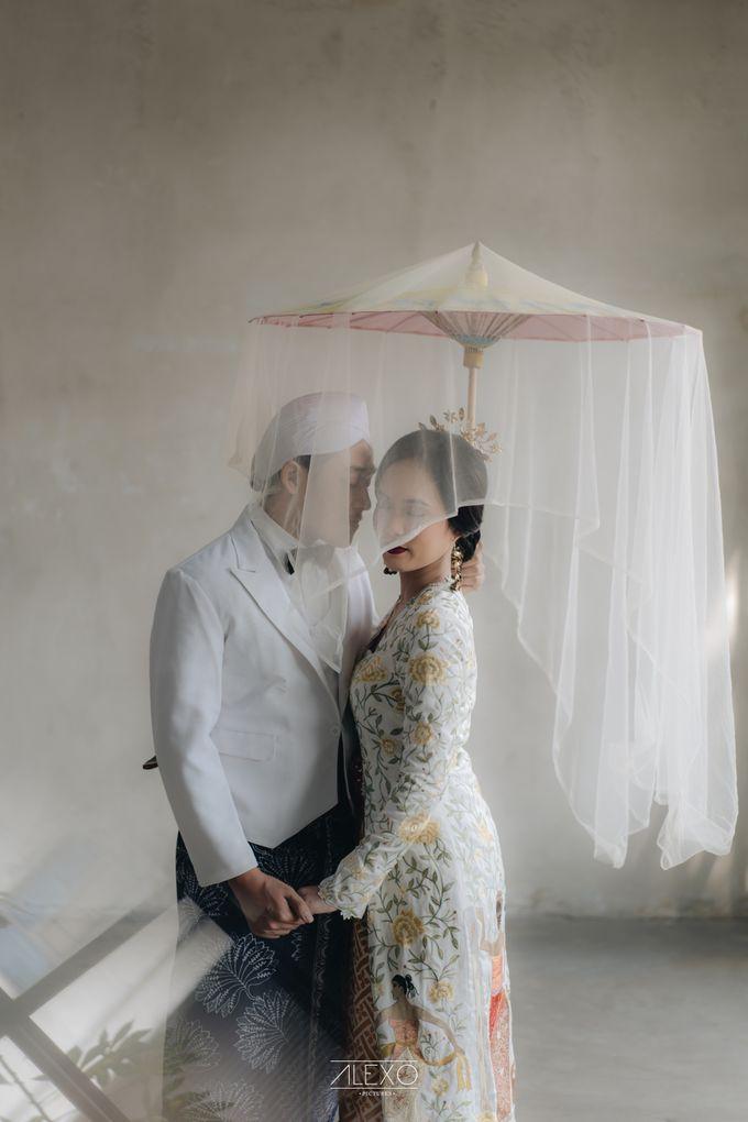 Prewedding Nessa & Indra   Sarimbit Post Modern by Alexo Pictures - 007