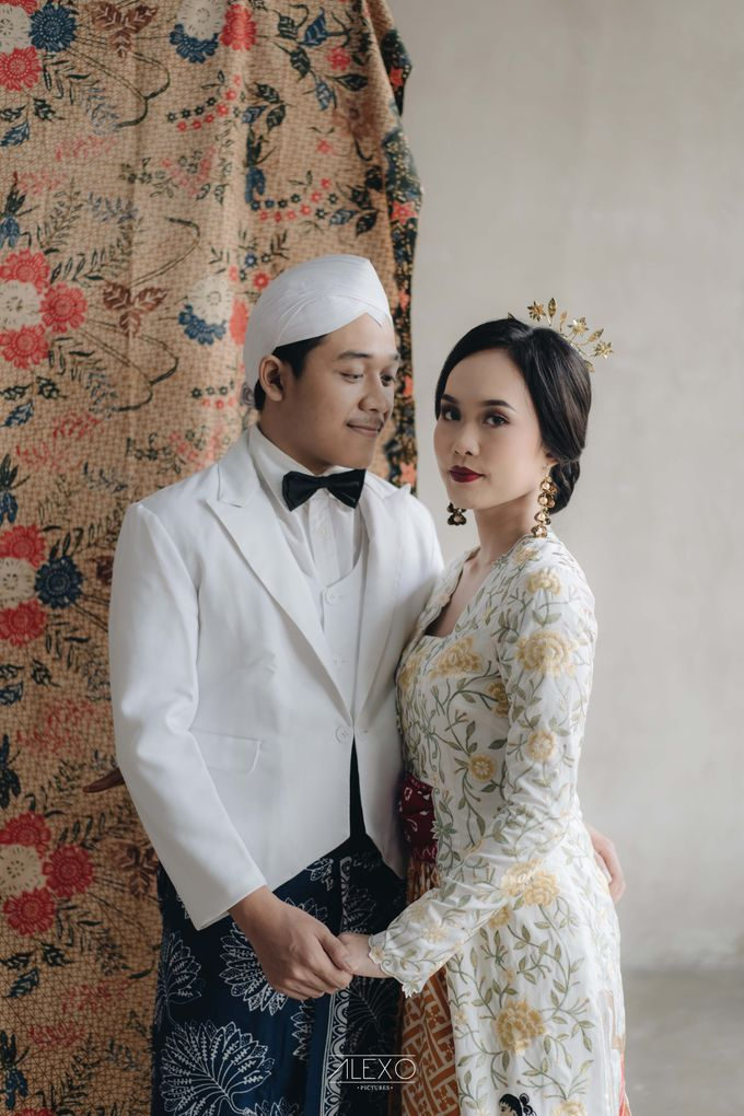 Prewedding Nessa & Indra   Sarimbit Post Modern by Alexo Pictures - 023