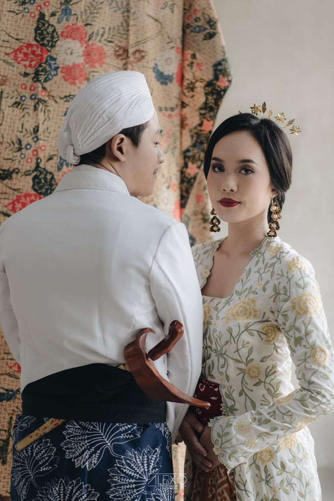 Prewedding Nessa & Indra   Sarimbit Post Modern by Alexo Pictures - 008