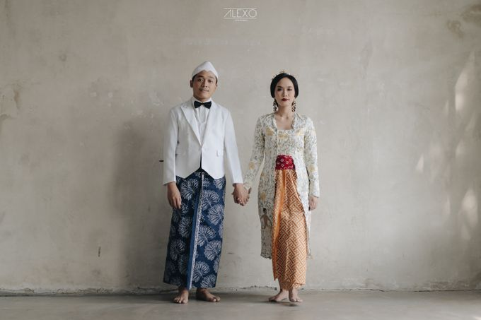 Prewedding Nessa & Indra   Sarimbit Post Modern by Alexo Pictures - 010
