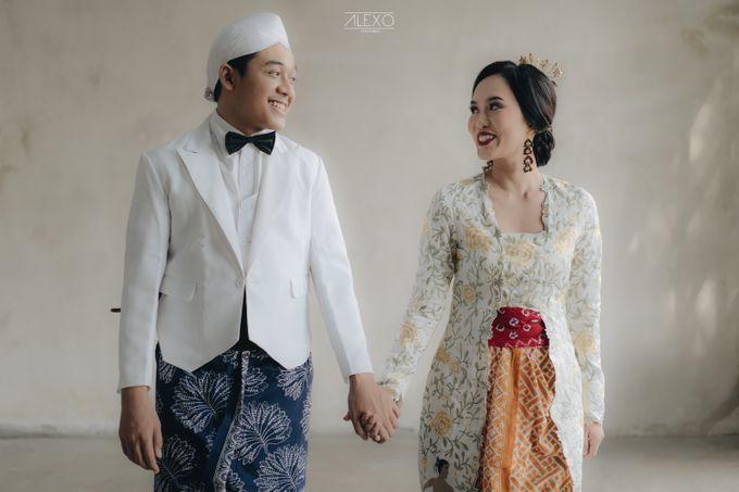 Prewedding Nessa & Indra   Sarimbit Post Modern by Alexo Pictures - 011