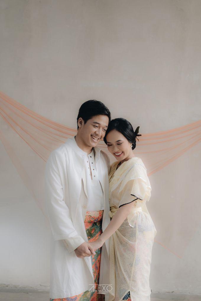 Prewedding Nessa & Indra   Sarimbit Post Modern by Alexo Pictures - 016
