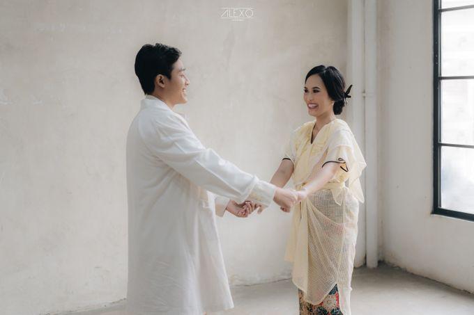 Prewedding Nessa & Indra   Sarimbit Post Modern by Alexo Pictures - 017