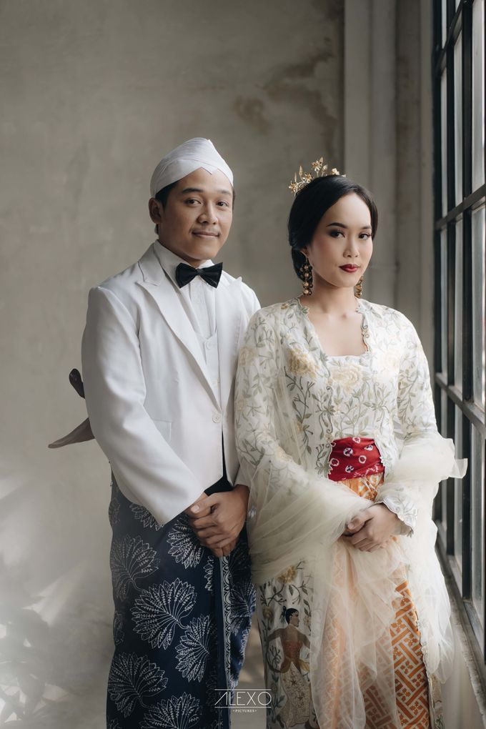Prewedding Nessa & Indra   Sarimbit Post Modern by Alexo Pictures - 020