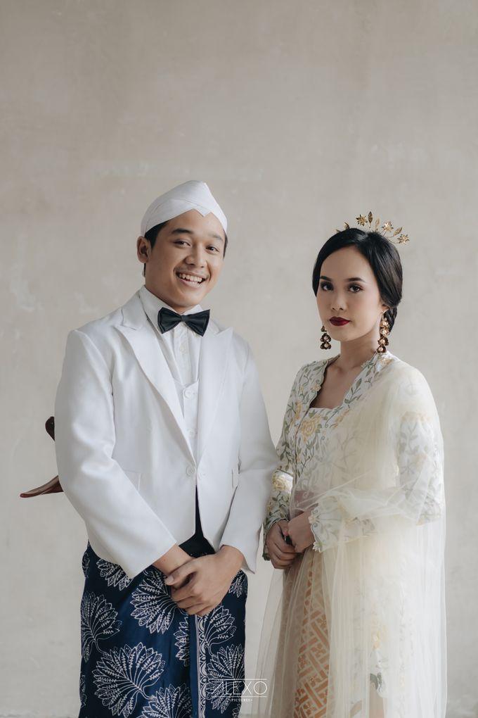 Prewedding Nessa & Indra   Sarimbit Post Modern by Alexo Pictures - 002