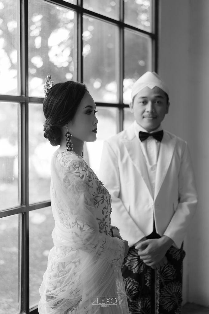 Prewedding Nessa & Indra   Sarimbit Post Modern by Alexo Pictures - 003